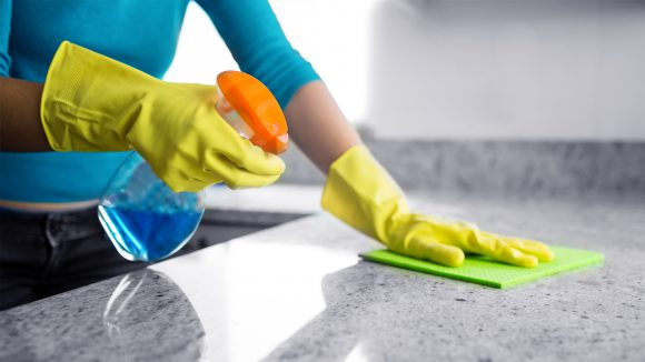 Above Floor Cleaning